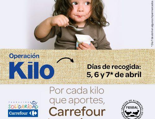 Operación Kilo Carrefour