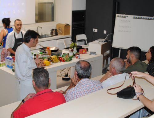 Curso con la Escuela Superior de Hostelería de Sevilla
