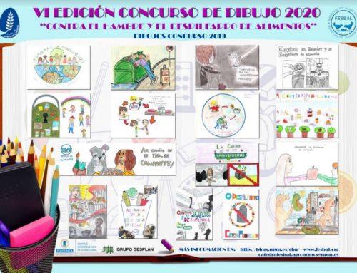 VI Concurso de dibujo de FESBAL